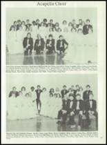 1980 Mt. Pleasant High School Yearbook Page 170 & 171