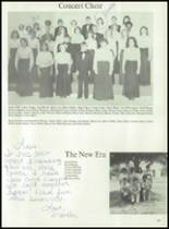 1980 Mt. Pleasant High School Yearbook Page 172 & 173