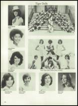 1980 Mt. Pleasant High School Yearbook Page 174 & 175