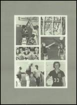 1980 Mt. Pleasant High School Yearbook Page 176 & 177