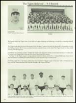 1980 Mt. Pleasant High School Yearbook Page 178 & 179