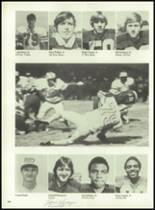 1980 Mt. Pleasant High School Yearbook Page 184 & 185
