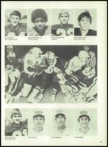 1980 Mt. Pleasant High School Yearbook Page 186 & 187