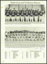 1980 Mt. Pleasant High School Yearbook Page 188 & 189