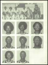 1980 Mt. Pleasant High School Yearbook Page 194 & 195