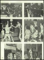 1980 Mt. Pleasant High School Yearbook Page 196 & 197