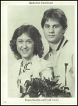 1980 Mt. Pleasant High School Yearbook Page 198 & 199