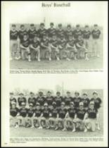 1980 Mt. Pleasant High School Yearbook Page 202 & 203