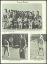 1980 Mt. Pleasant High School Yearbook Page 204 & 205