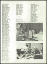 1980 Mt. Pleasant High School Yearbook Page 216 & 217