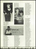 1980 Mt. Pleasant High School Yearbook Page 218 & 219