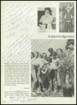 1980 Mt. Pleasant High School Yearbook Page 224 & 225