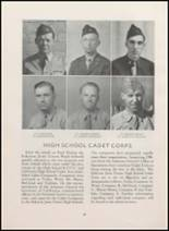 1945 Yreka High School Yearbook Page 18 & 19