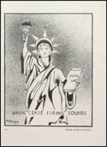 1945 Yreka High School Yearbook Page 76 & 77