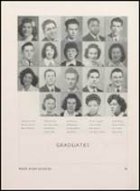 1945 Yreka High School Yearbook Page 80 & 81