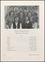 1945 Yreka High School Yearbook Page 86 & 87