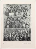 1945 Yreka High School Yearbook Page 88 & 89