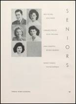 1945 Yreka High School Yearbook Page 110 & 111