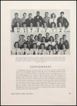 1945 Yreka High School Yearbook Page 186 & 187