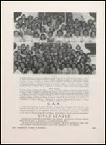 1945 Yreka High School Yearbook Page 214 & 215