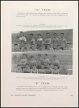 1945 Yreka High School Yearbook Page 222 & 223