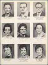 1962 Clyde High School Yearbook Page 10 & 11