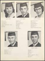 1962 Clyde High School Yearbook Page 16 & 17