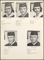 1962 Clyde High School Yearbook Page 18 & 19