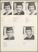 1962 Clyde High School Yearbook Page 22 & 23