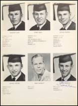 1962 Clyde High School Yearbook Page 24 & 25