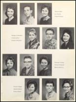 1962 Clyde High School Yearbook Page 36 & 37