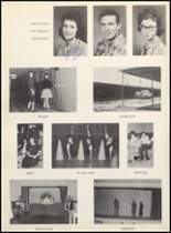 1962 Clyde High School Yearbook Page 38 & 39