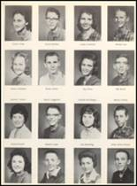 1962 Clyde High School Yearbook Page 42 & 43