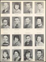 1962 Clyde High School Yearbook Page 44 & 45
