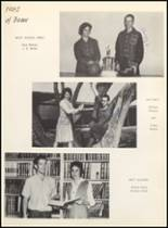 1962 Clyde High School Yearbook Page 54 & 55