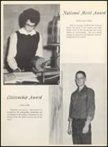 1962 Clyde High School Yearbook Page 56 & 57