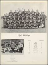 1962 Clyde High School Yearbook Page 58 & 59