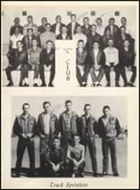 1962 Clyde High School Yearbook Page 68 & 69