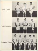 1962 Clyde High School Yearbook Page 70 & 71