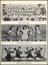 1962 Clyde High School Yearbook Page 74 & 75