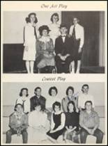 1962 Clyde High School Yearbook Page 80 & 81