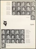 1962 Clyde High School Yearbook Page 86 & 87