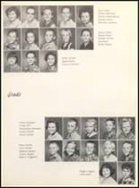 1962 Clyde High School Yearbook Page 94 & 95