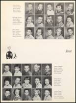 1962 Clyde High School Yearbook Page 100 & 101