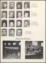 1962 Clyde High School Yearbook Page 102 & 103