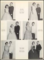 1962 Clyde High School Yearbook Page 104 & 105