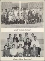 1962 Clyde High School Yearbook Page 106 & 107