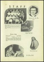 1951 Tipton High School Yearbook Page 10 & 11