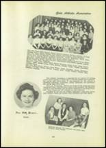 1951 Tipton High School Yearbook Page 38 & 39
