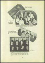 1951 Tipton High School Yearbook Page 50 & 51